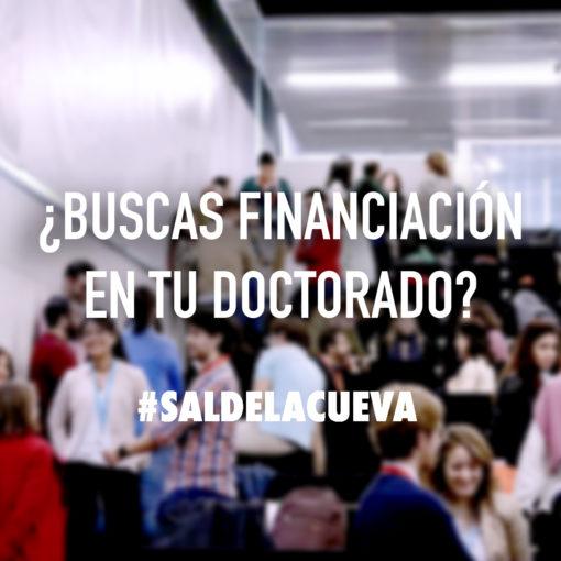 ¿Buscas financiación en tu doctorado?