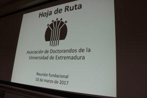 Presentación de ADUEx.